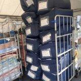 羽毛布団がたくさん届きます